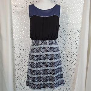 Anthropologie Moulinette Soeurs Tweed Dress Size 8
